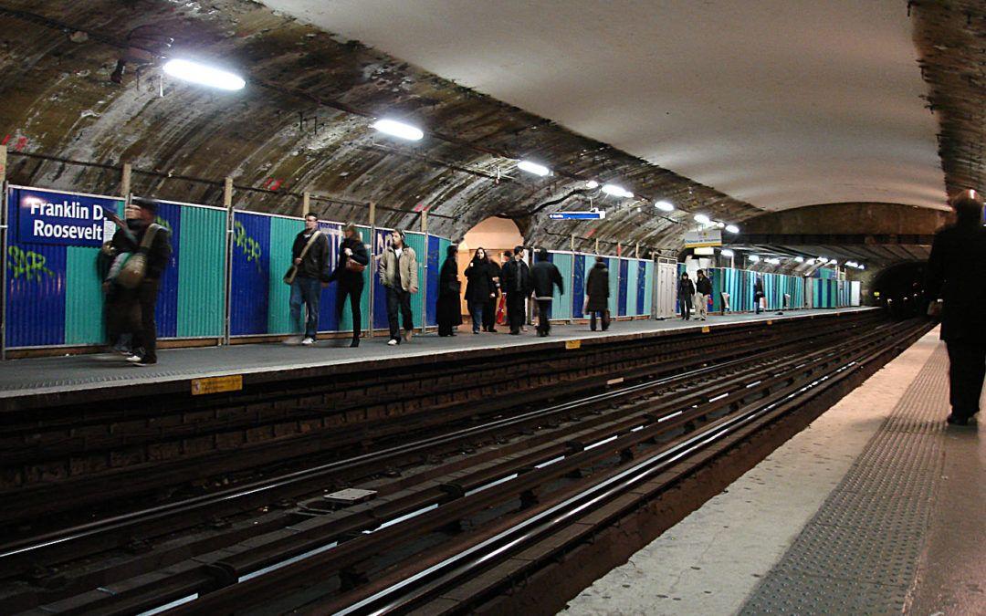 Frumecar participa en la construcción del Metro de París