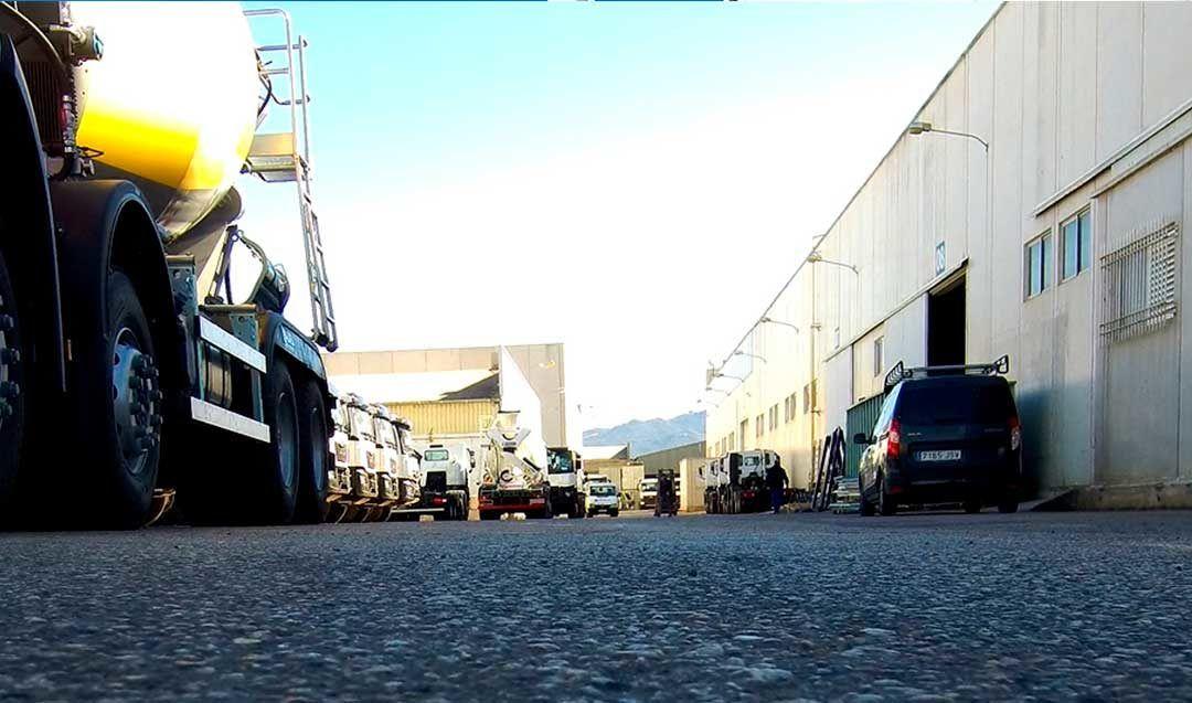10-Murcia factory. Exterior