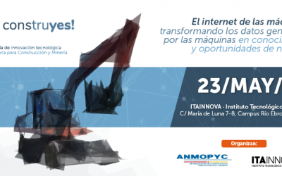 FRUMECAR PARTICIPATES IN THE TECHNOLOGICAL EVENT CONSTRUYES 2019