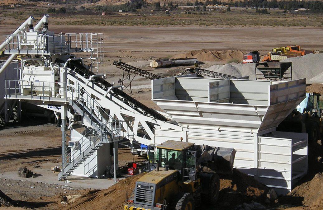 Es el momento para comprar una planta de hormigón: la producción supera ya el nivel de 2019.