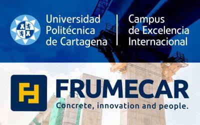 Frumecar and the Polytechnic University of Cartagena (UPCT) create a new UPCT-Frumecar professorship