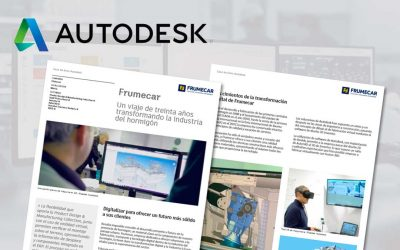 Autodesk introduces Frumecar as an example in the advanced used of technology trough a successful case.