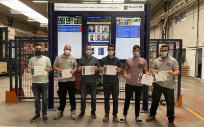 Frumecar organizes a contest among its employees to reward their best innovative ideas.