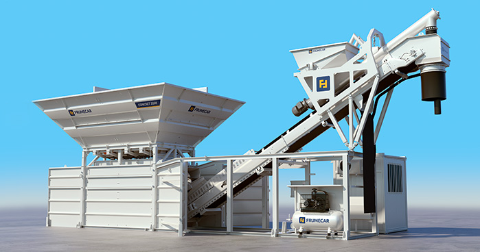 Do you know what concrete Dry Mix plants are?